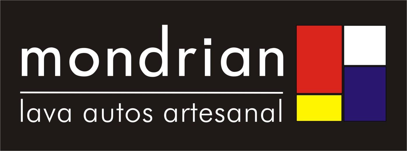 Mondrian lava autos artesanal