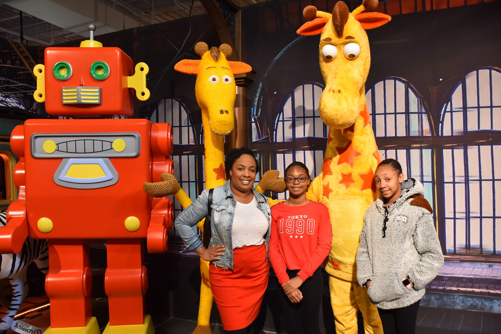 Review: Reliving my Childhood at Toys R' Us Adventure Atlanta with Video