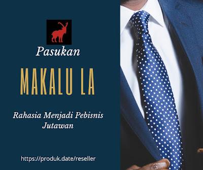 Peluang Bisnis Reseller Dan Agen Kaos Makalula Samarinda, Kalimantan Timur