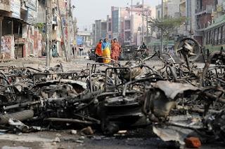 OKI Kecam Kekerasan Anti-Muslim di India