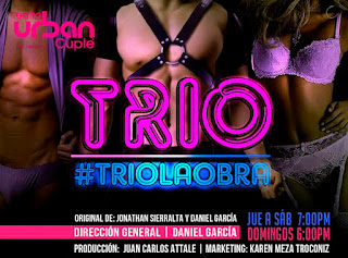 trio urban cuple obra