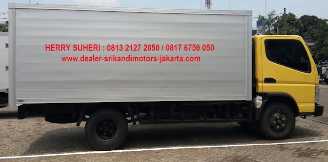 promo mitsubishi colt diesel box alumunium 2017