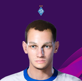 PES 2020 Faces Volodymyr Shepelev by Korneev