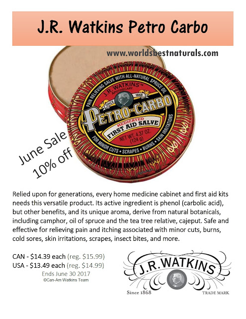 Watkins Petro Carbo First Aid Salve