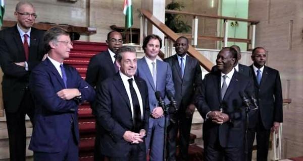 Sarkozy business : une galaxie qui veille sur Accor, Axian, Barrière, Bolloré, Bouygues, Lagardère, Natixis, ...