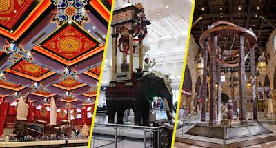 IBN Battuta Mall - Dubai