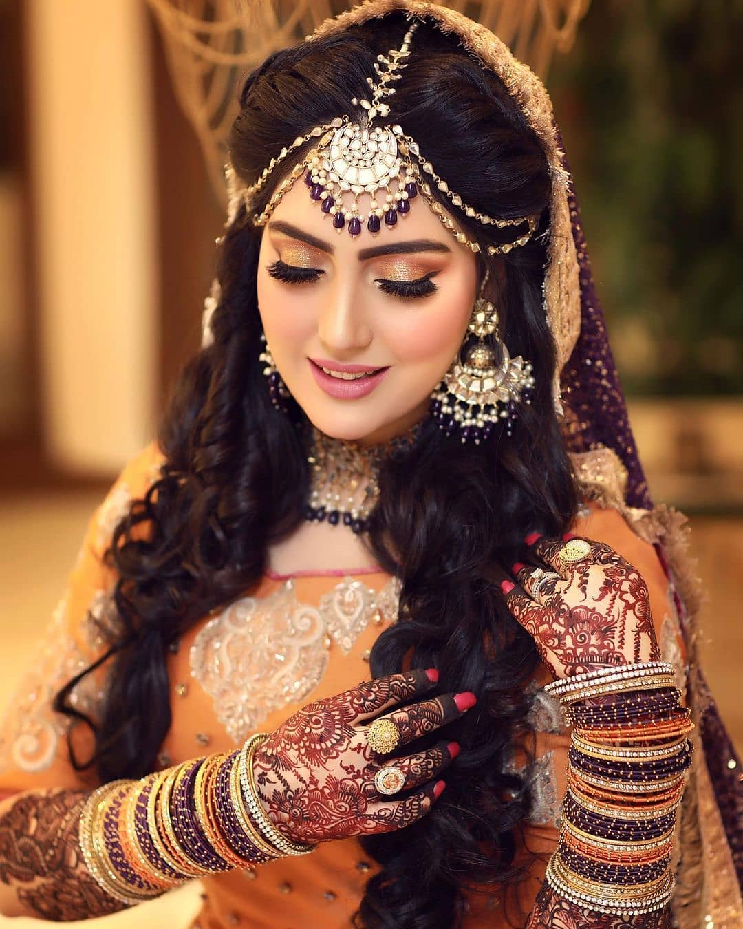 Beautiful Bridal DP For Facebook Profile Picture