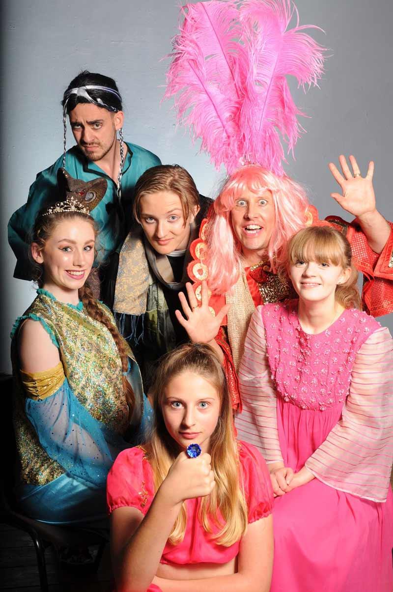 Ponteland Repertory Society Pantomime - Aladdin | A Review