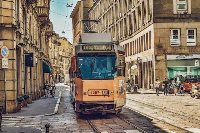 Tramwaje w Mediolanie
