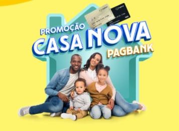Cadastrar Promoção Casa Nova Pagbank 2021
