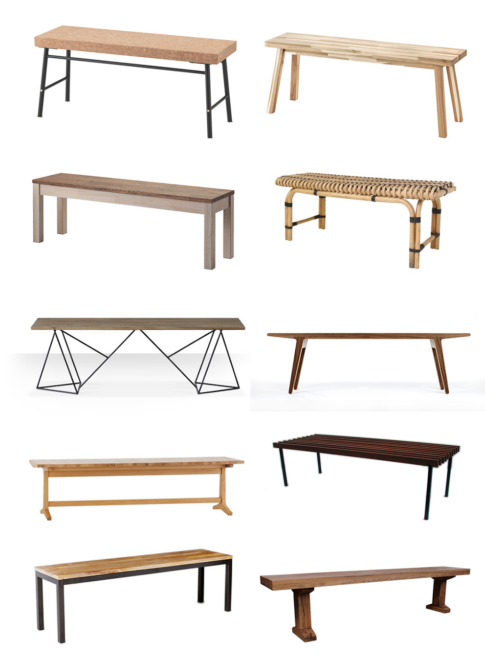 Bench Seats - French For Pineapple Blog