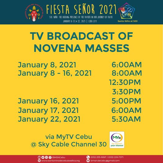 Sinulog 2021 - MyTV Sky Cable