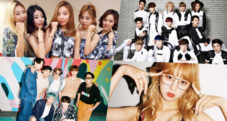 tercera generacion kpop 2013