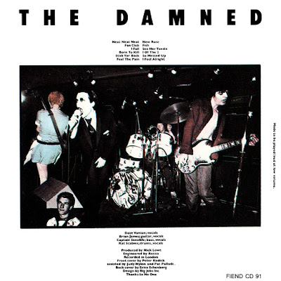 The Damned - The Pleasure And The Pain - Selected Highlights 82-91