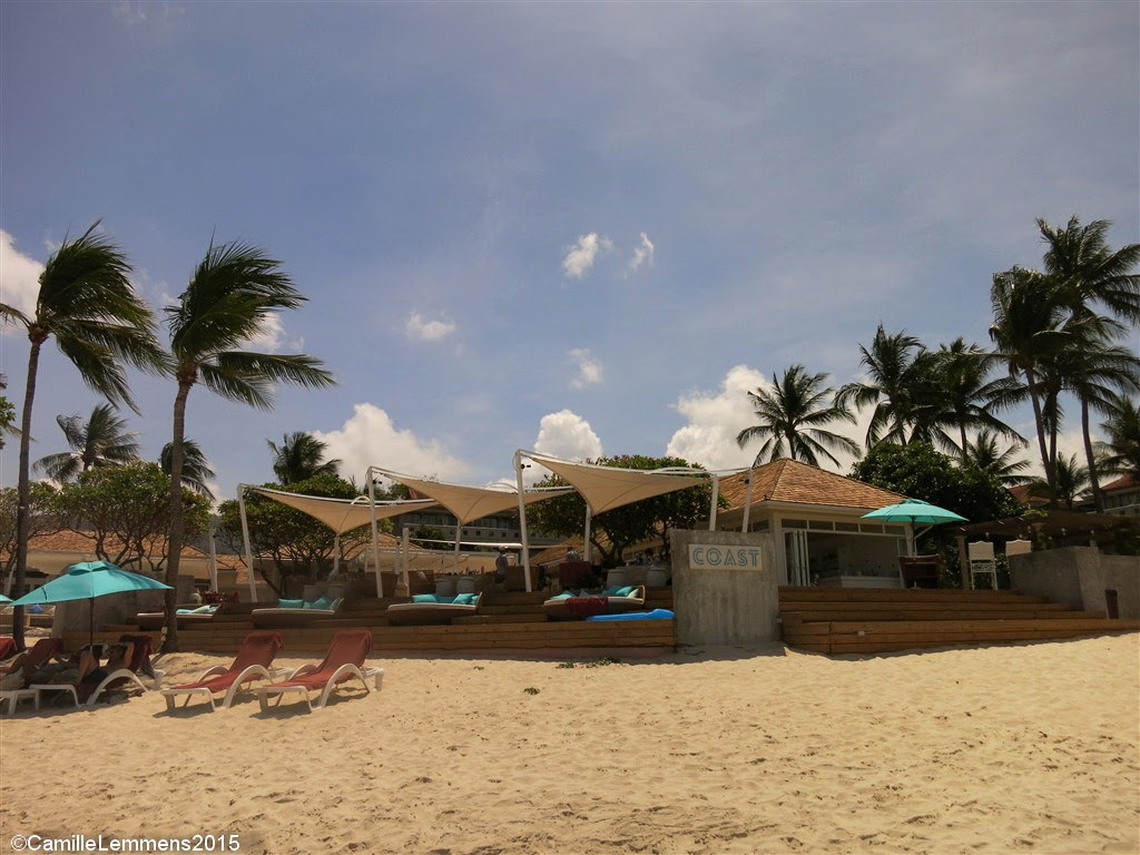 Coast Beach Bar & Grill