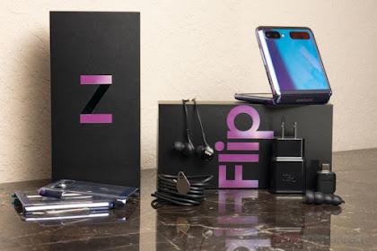 Harga dan Spesifikasi Samsung Galaxy Z Flip Terbaru