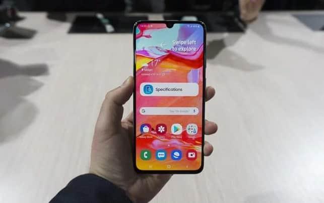 Samsung Galaxy A70: ventajas y desventajas