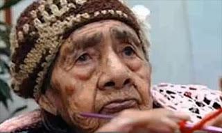 المكسيكية اقدم انسان حي علي وجه الارض