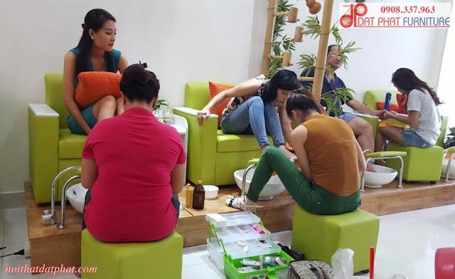 ghế nail, ghế nail giá rẻ, ghế làm nail, mẫu ghế nail, ghế nail đẹp, địa chỉ bán ghế nail
