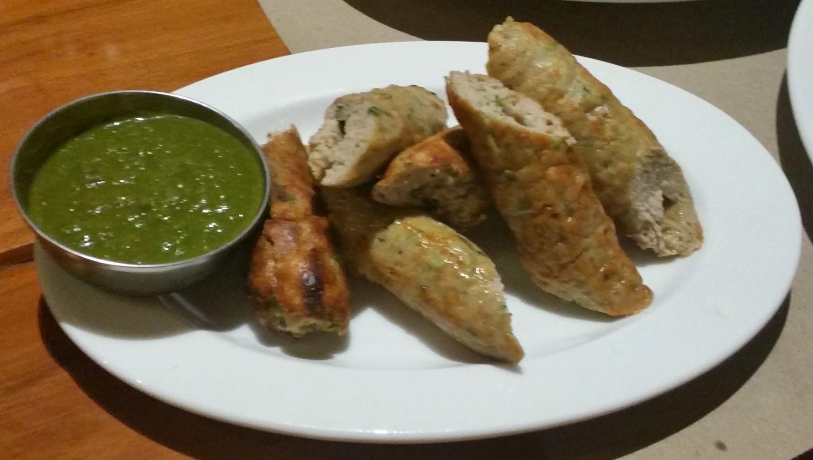 Deli 9 Seekh Kabab