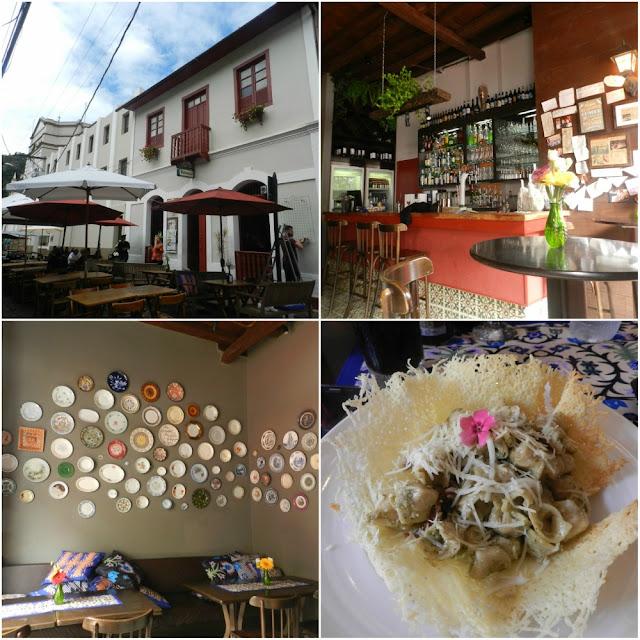 Onde comer em Santa Teresa - Fabrício Bar e Restaurante