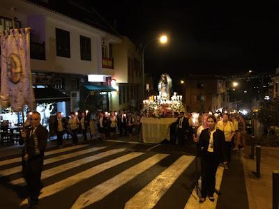 Resultado de imagen de procesiones Toscal-Longuera