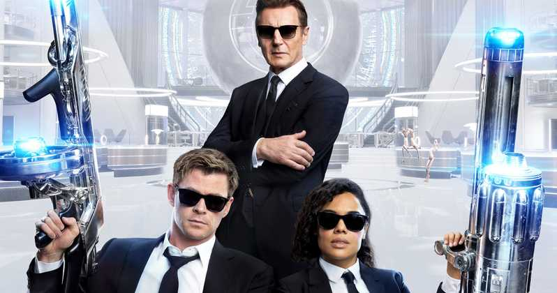 MEN IN BLACK INTERNATIONAL Trailer Released
