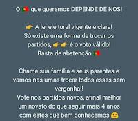 apodrecetuga, corrupção, abstenção, portugal lei