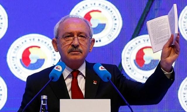 Hedefteki Adam Kılıçdaroğlu - Güner Yiğitbaşı