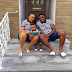 Actress Uche Nnanna-Maduka, her hubby and son step out in matching outfits