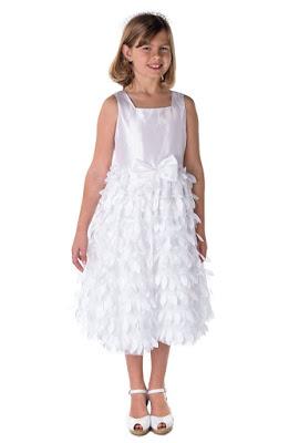 Vestidos de comunion cortos para niña