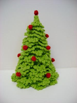 Hesters Creaties Kerstboom Gehaakt En Patroon