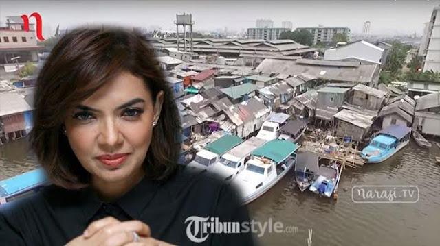 Najwa unggah Video Jakarta Tenggelam pada 2030, BMKG: Itu Nyata