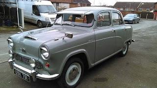 Forsale Austin a50 1956 vgc 5