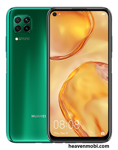 Huawei-nova-7i-crush-green