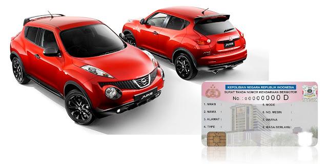 Daftar Lengkap Biaya Pajak Nissan Juke Semua Tahun Terbaru 2020