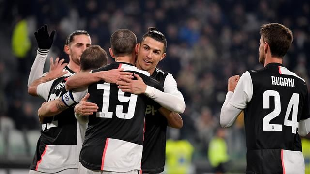 Video Cuplikan Gol: Juventus 3-1 AS Roma (Coppa Italia)