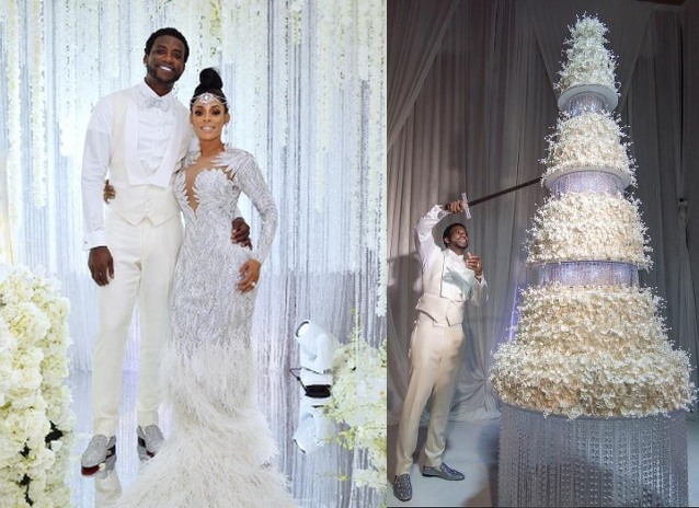 Image result for GUCCI RAPPERS WEDDING PICTURES