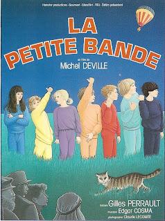Маленькая банда / La petite bande / The Little Bunch.