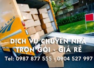Các bước của dịch vụ chuyển nhà trọn gói giá rẻ