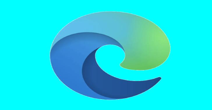 Microsoft Unveils New Edge Browser Logo