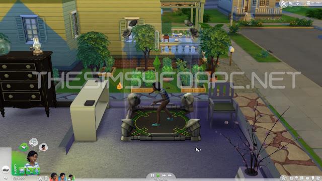 Free sims