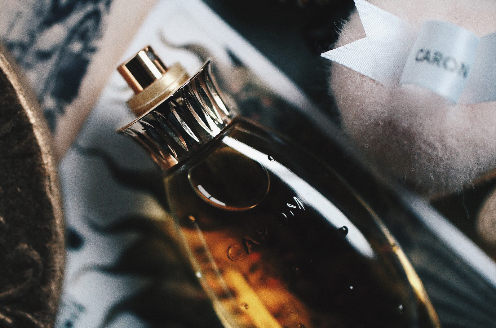 caron parfum vintage n'aimez que moi avis test