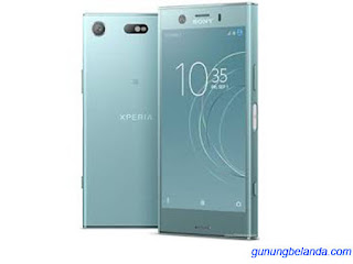 Cara Flashing Sony Xperia XZ1 G8343