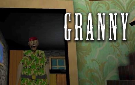Granny Asker Olma (Soldier) Modu İndir,Tanıtım Eylül 2018