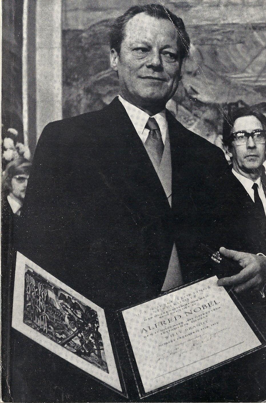 Willy Brandt - ehemaliger Bundeskanzler und ...