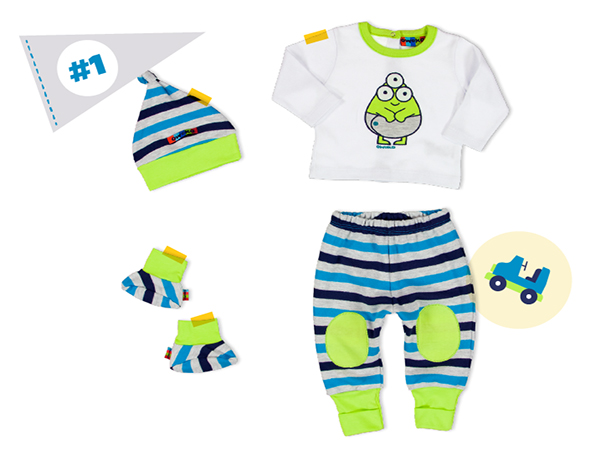 ropa para bebes invierno 2017