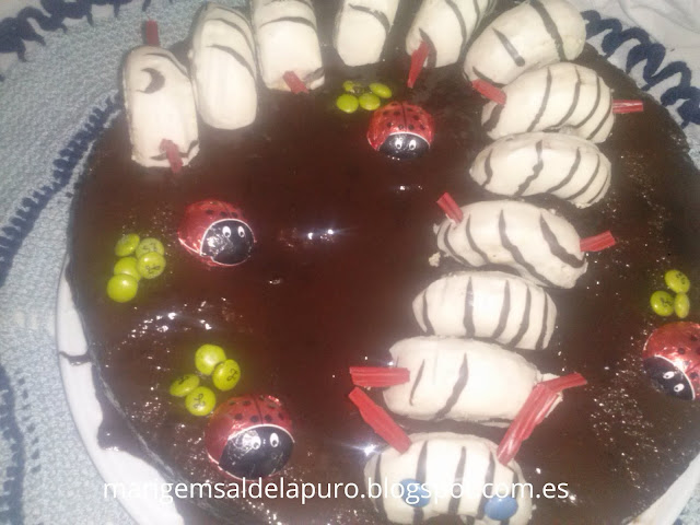 tarta-gusano-donetes