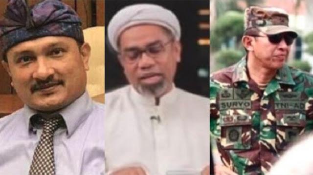 Ferdinand Hutahaen dan Suryo Prabowo Tanggapi soal Pengangkatan Ali Ngabalin sebagai Komisaris AP I