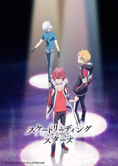 Skate-Leading ☆ Stars